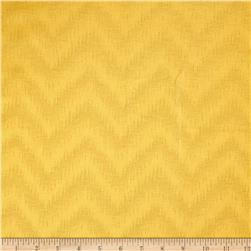 Waverly Peaks Solid Chevron Damask Wheat