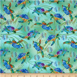 Calypso Sea Turtles Seagrass & Turtle Multi