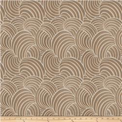 Fabricut Jacquard Marlin Warm Grey