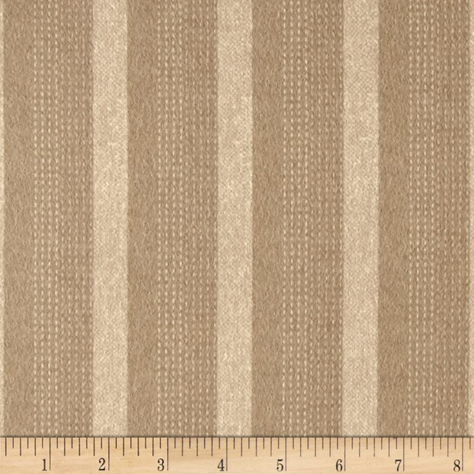 Moda Wool & Needle lV Flannels Trouser Stripe Barn Board