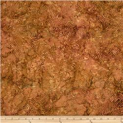 "Timeless Treasures 106"" Batik Quilt Back Maze Jasper"