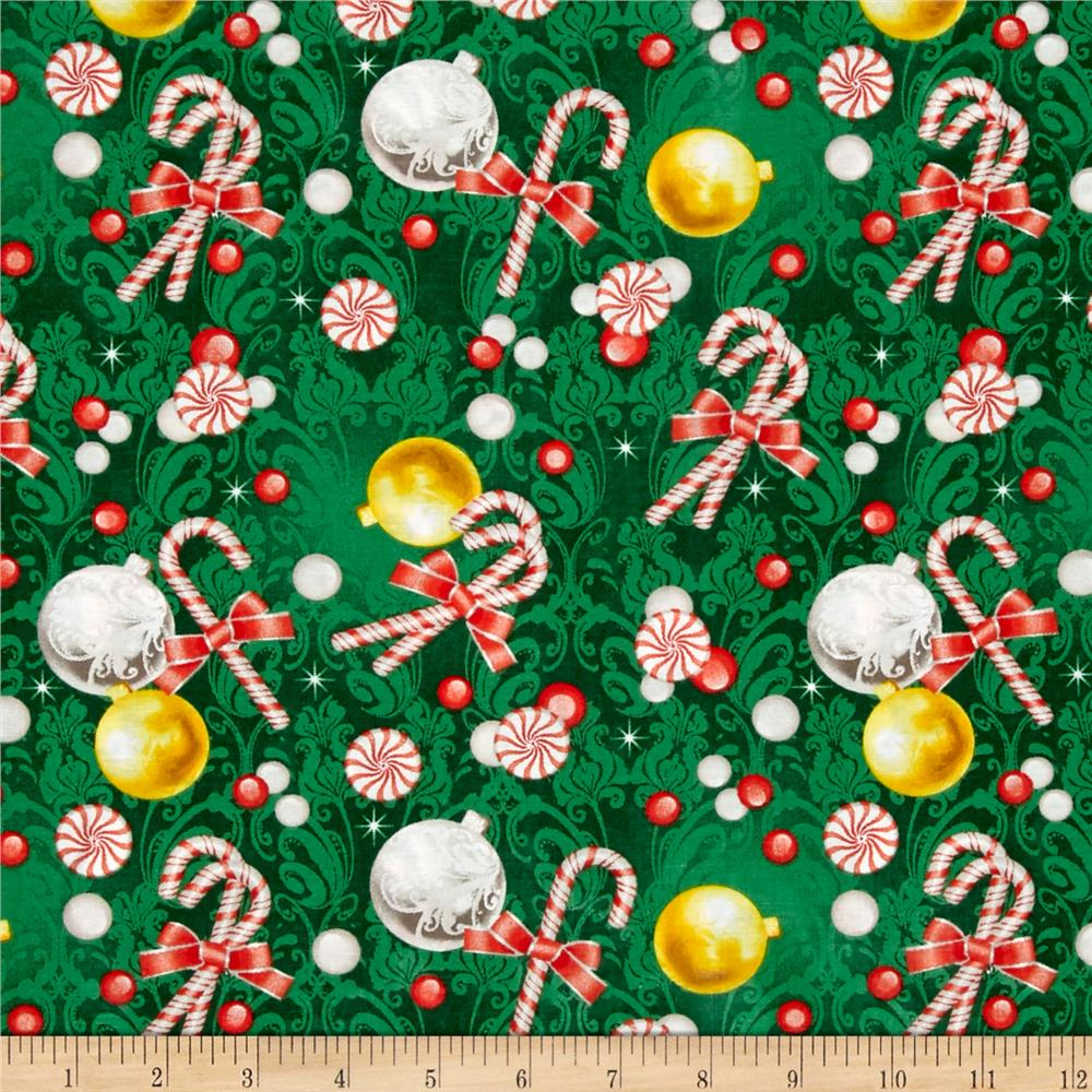 Christmas Novelties Ornaments & Candy Green