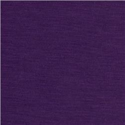 Designer Tissue Jersey Knit Purple
