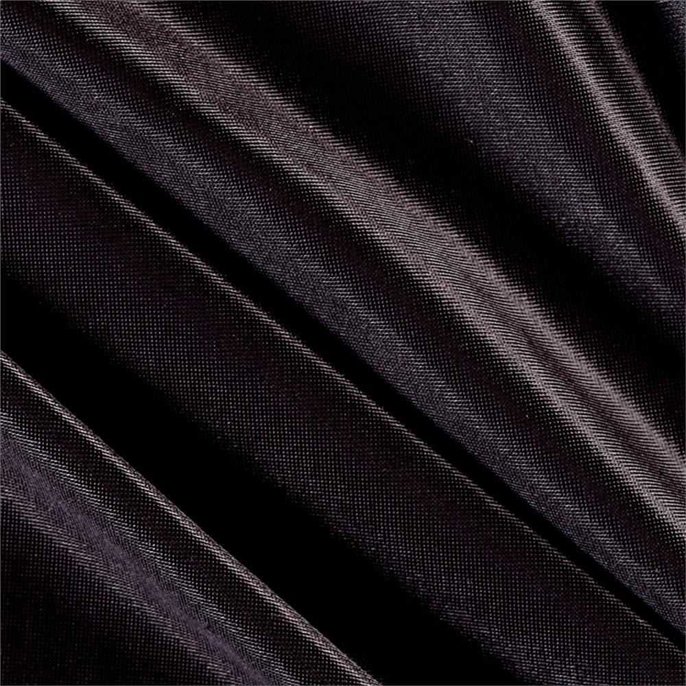 Nylon Spandex Stretch Tricot Black