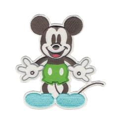 Disney Mickey Mouse Iron On Applique Mickey Full Body