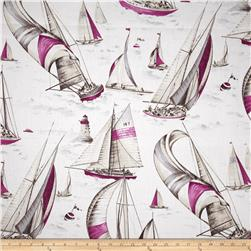 Largo Acrylic Indoor/Outdoor Sailboat Oatmeal
