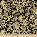 Alchemy Metallic Jacobean Black/Gold