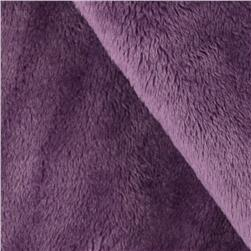 Minky Cuddle 3 Violet Fabric
