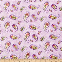 Rainbow Seeds Paisley Purple