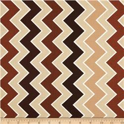 Riley Blake Medium Shaded Chevron Bark Fabric