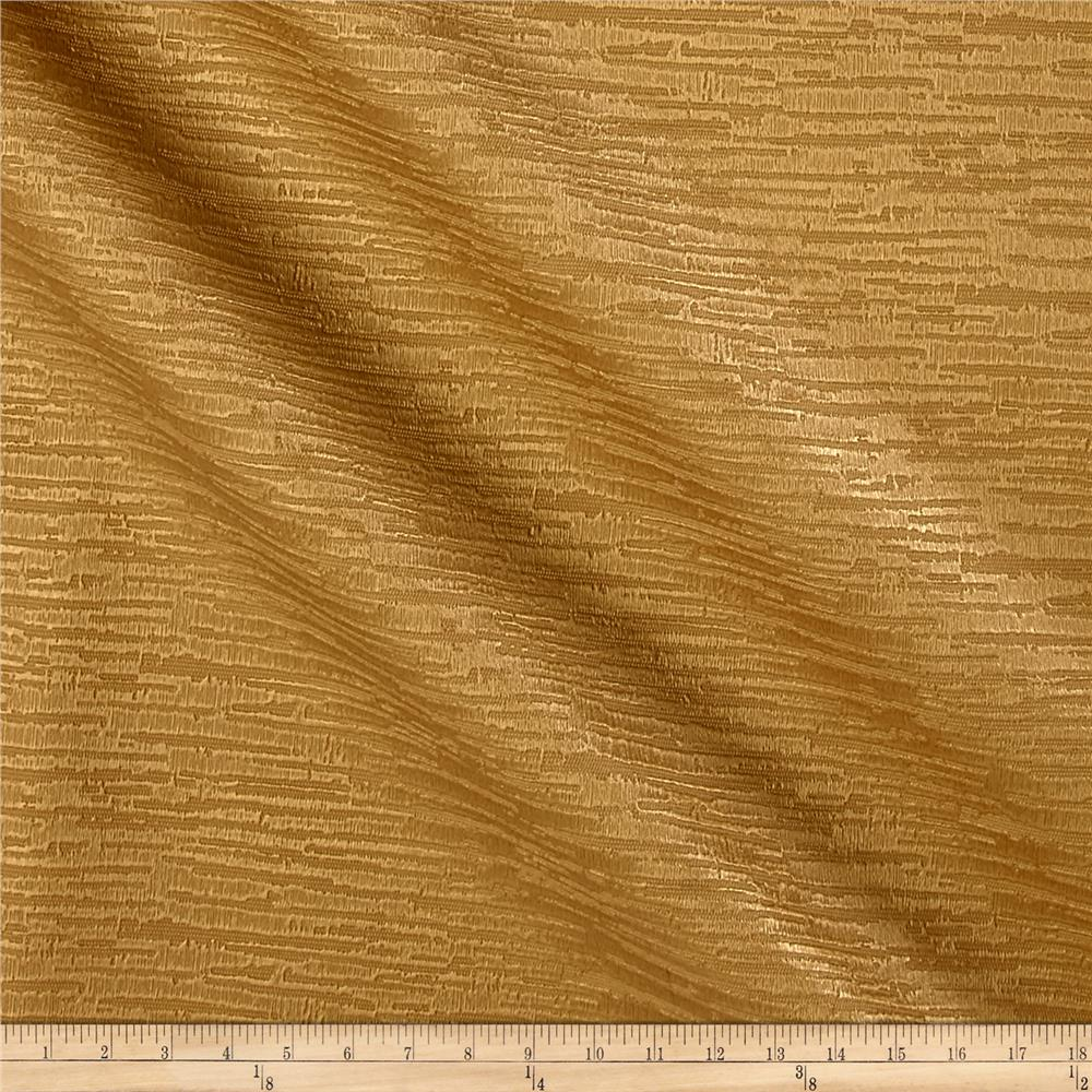 Textured Vinyl Nevada Gold Fabric