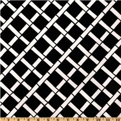 Premier Prints Indoor/Outdoor Cadence Ebony