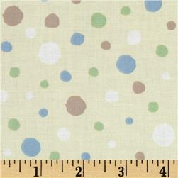 Critter Patch Organic Dots Cream