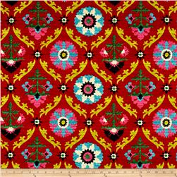 Waverly Mayan Medallion Desert Flower