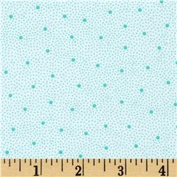 Robert Kaufman Penny's Dollhouse Dots Aloe