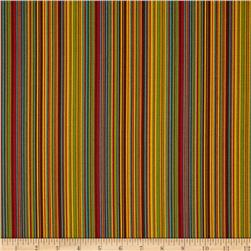 April Cornell Music Collection Stripe Harvest