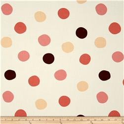 Birch Organic Mod Basics 3 Pop Dots Girl
