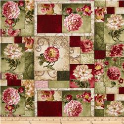 Hope's Promise Collage Green/Multi