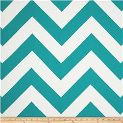 Premier Prints Zippy True Turquoise