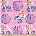 Disney Cinderella Clocks Pink