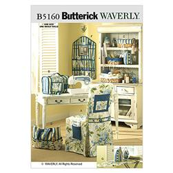 Butterick Sewing Room Items Pattern B5160 Size OSZ