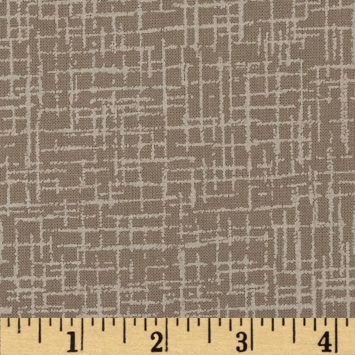 110 In. Wide Quilt Back Betula Taupe