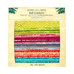 Bali Batik 10'' Crackers Splash