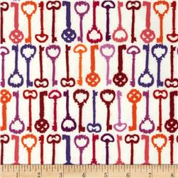 Valori Wells Ashton Road Flannel Keys Retro