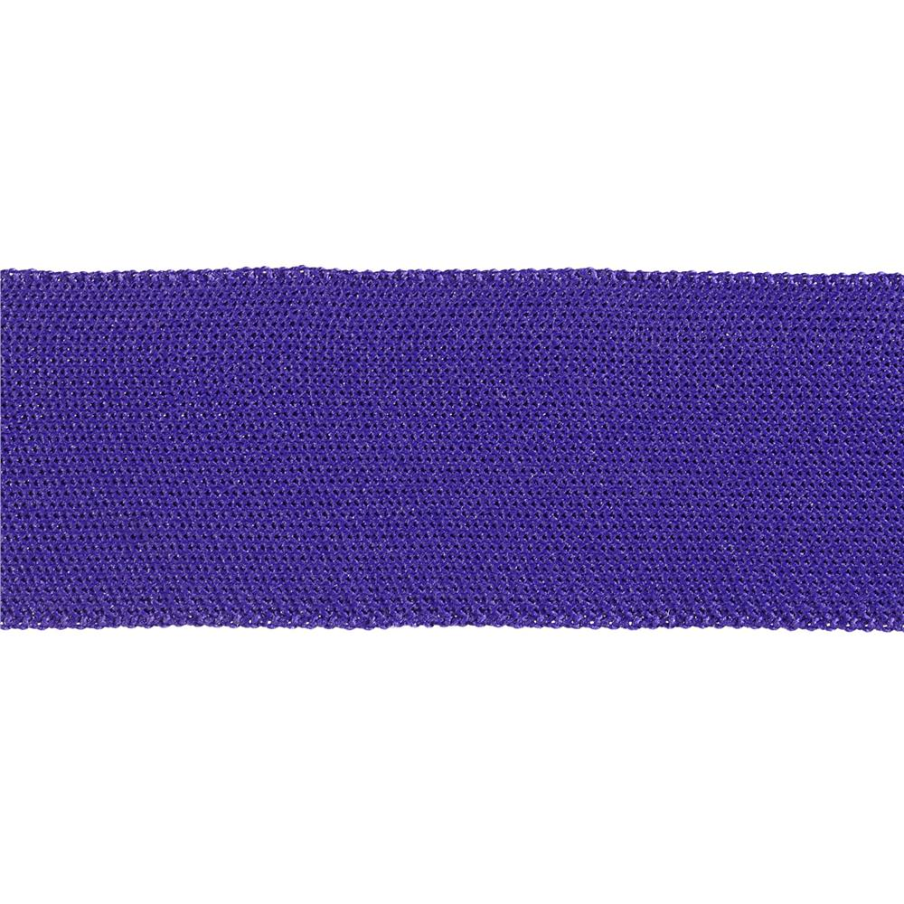 "Team Spirit 1-1/2"" Solid Trim Purple"