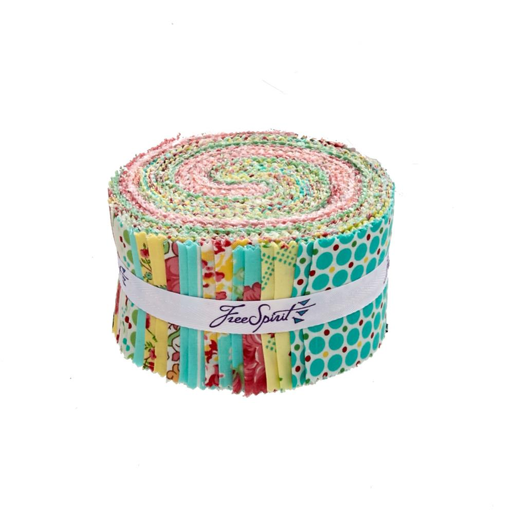 "Verna Mosquera Sugar Bloom 2.5"" Design Roll"