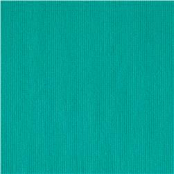Ponte De Roma Knit Solid Dark Aquamarine