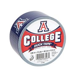 "College Logo Duck Tape 1.88"" x 10yd-Arizona"