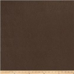 Fabricut Manhasset Faux Leather Mahogany