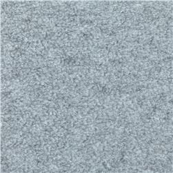 WinterFleece Velour Grey Heather Fabric