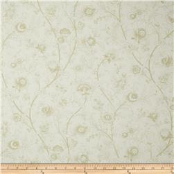 "Moda Printemps 108"" Quilt Back Paris Garden Linen"