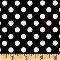 Maywood Studio Kimberbell Basics Dots Black