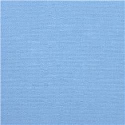 Stain Repellant Twill Sky Blue