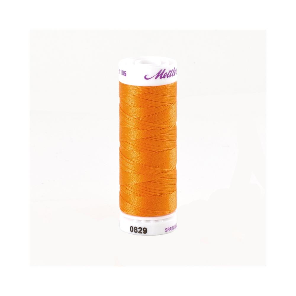 Mettler Cotton All Purpose Thread 3-ply 50wt 164YDS Pumpkin