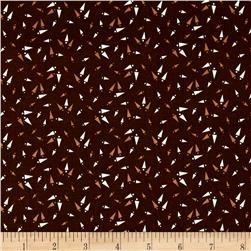 Mary Fons Small Wonders South America Ditsy Brown