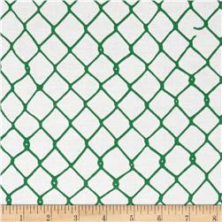 Grafic Chain Link Fence Elm