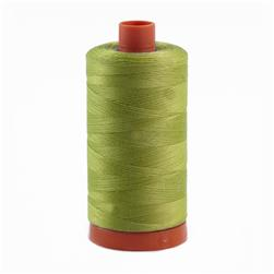 Aurifil Quilting Thread 50wt Light Leaf Green