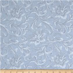 World of Romance Foulard Dusty Blue