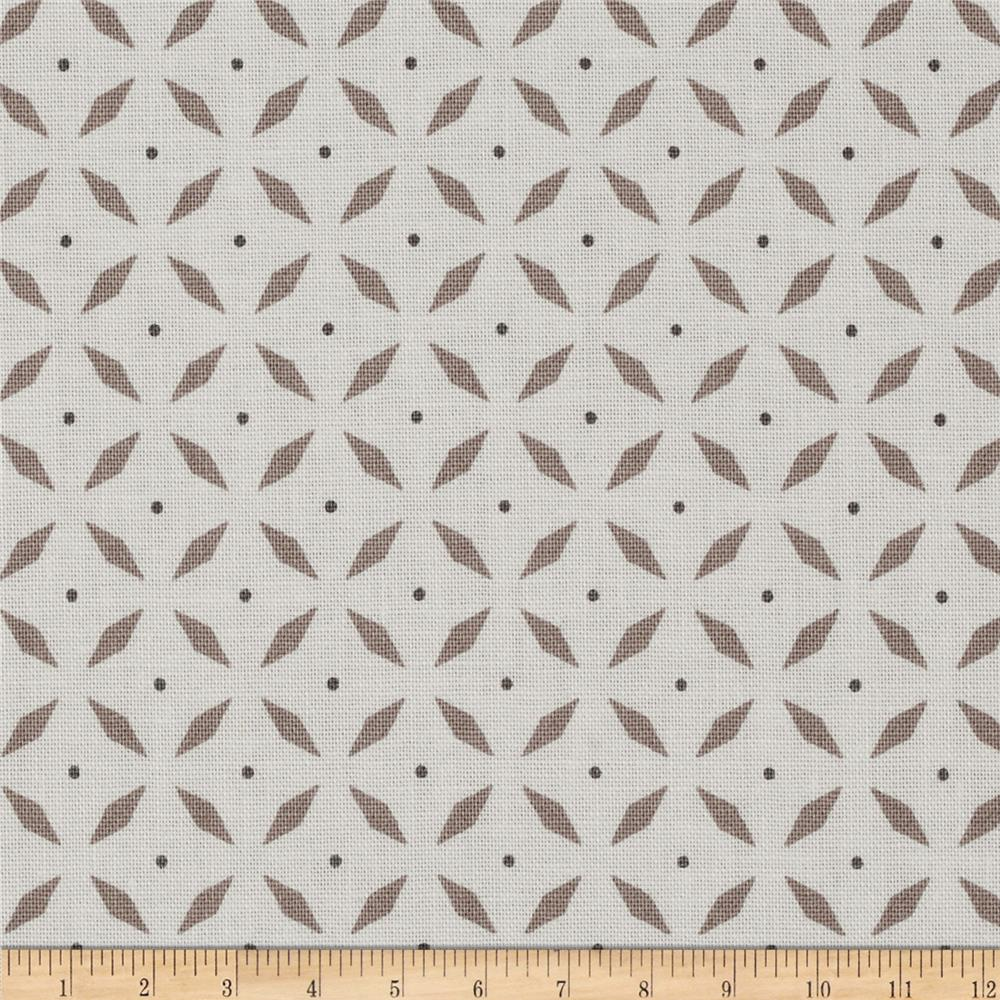 Soho Diamond Dots Grey