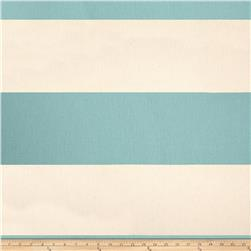 Premier Prints Cabana Stripe Village Blue Fabric