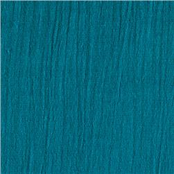 Island Breeze Gauze Teal