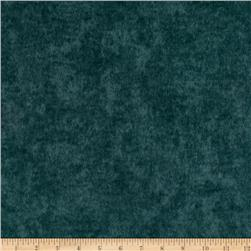 Moda Winter Forest Flannel Texture River Green