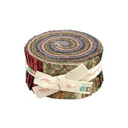 "Moda Best of Morris 2.5"" Jelly Rolls"