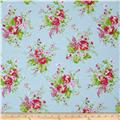 Tanya Whelan Sadie's Dance Card Wild Flower Blue