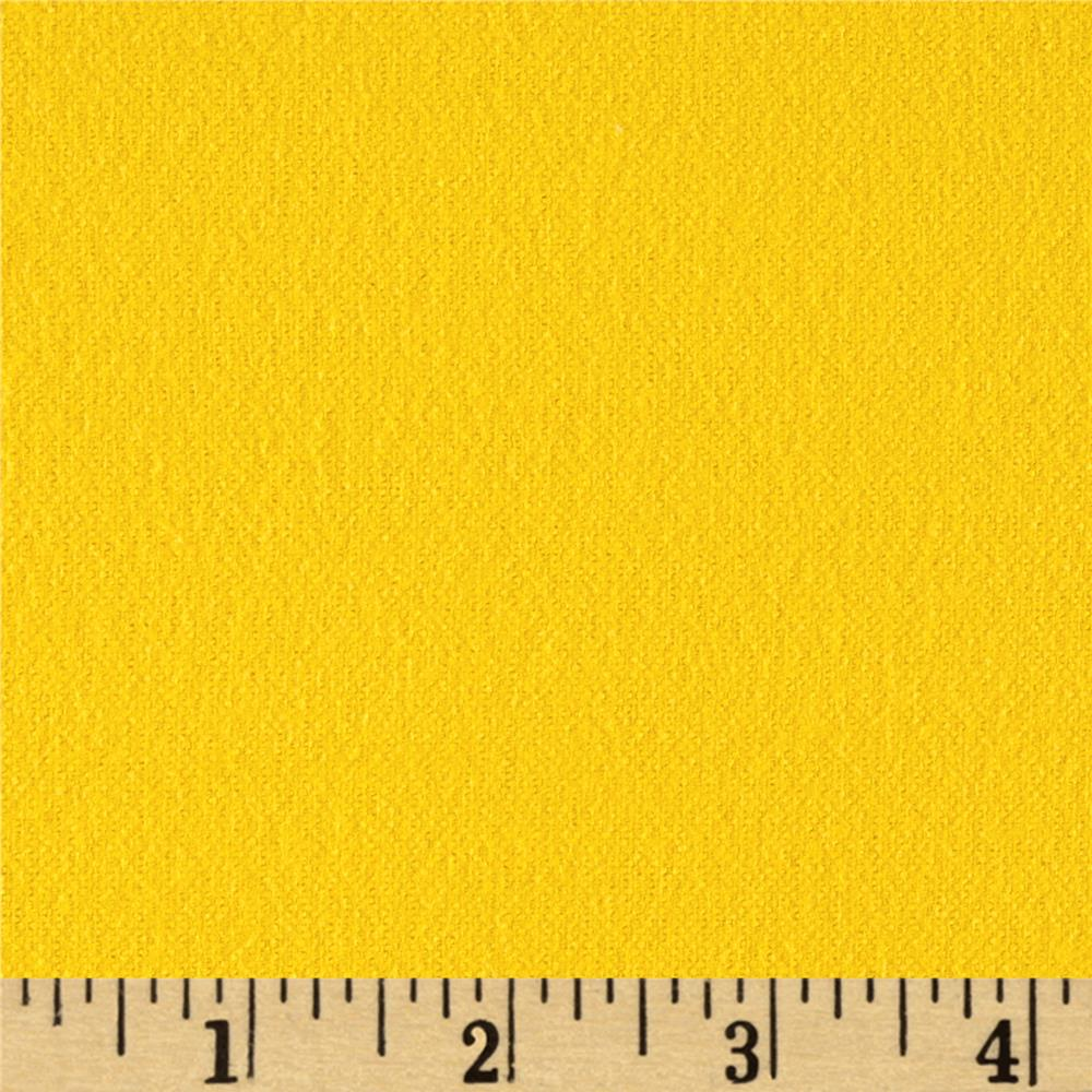 Fluffy Flannel Solids Lemon