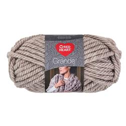 Red Heart Grande Yarn 307 Oatmeal